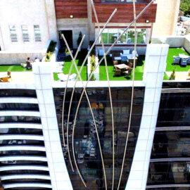 پروژه هتل رفاه مشهد مقدس